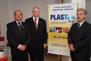 Plástico Moderno, Plastech - Feira acontece em meio à reestruturação da petroquímica