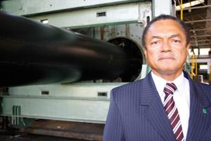 Plástico Moderno, Edson Cruz, gerente-comercial da Brastubo, Tubos - Plásticos sucedem os metais em segmento de alta pressão