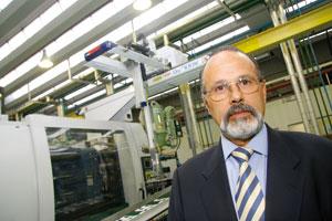 Plástico Moderno, Sergio Vasconcellos Lima, diretor geral da linha de produtos Prime, Robótica - Usuários aprovam investimento