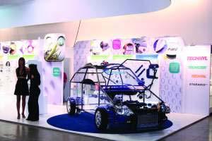 Plástico Moderno, Argenplás 2008 - Exposição cresce e confirma retomada da indústria argentina