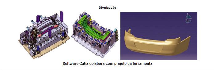 Plástico Moderno, CAE-CAD-CAM - Softwares garantem eficiência no desenvolvimento das peças