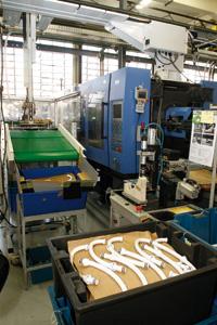 Plástico Moderno, Injeção a gás - Novas aplicações e vantagens incentivam uso da tecnologia