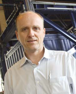 Plástico Moderno, Mark Heinke, Diretor comercial da Zeppelin Systems/JMB Zeppelin, Armazenamento e transporte de resinas