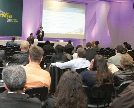 Plástico Moderno, Flexografia - 3ª conferência internacional de flexografia