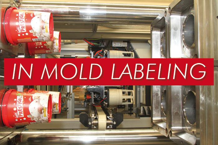 Plástico, In Mold Labeling - Técnica começa a ganhar força no mercado nacional