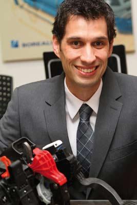 Plástico, Daniel Bahls, gerente de marketing e desenvolvimento de produto da Borealis Brasil, PP e Compostos - Fabricantes apostam todas as fichas em formulações para a indústria automotiva