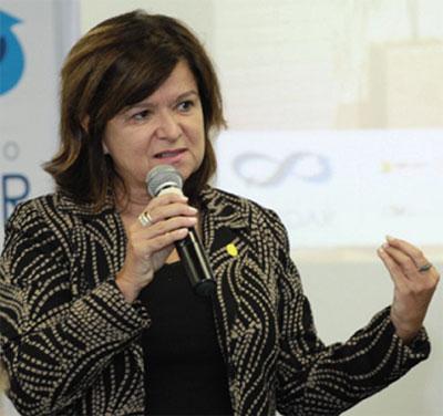 Plástico, Magda Geyer Ehlers, consultora de empresa familiar e sócia-fundadora da Geyer Ehlers e