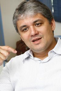 Plástico, Gerson Silva,  diretor tecno-industrial,  Poliuretano - Com consumo per capita ainda pífio, setor esbanja espaço para sua expansão