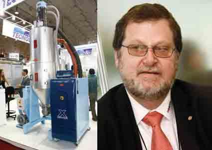Plástico Moderno, Renato Moretto, presidente italiano da Moretto, Periféricos - Equipamentos emplacam mesmo com as dificuldades econômicas, por gerar ganho de produtividade