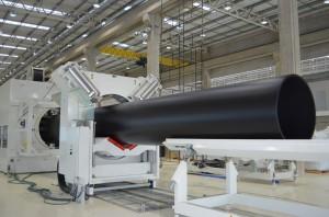 Plástico Moderno, Novo polietileno confere a tubos de pressão até 100 anos de vida