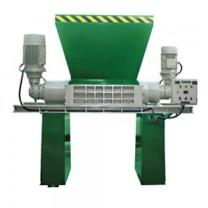 Plástico Moderno, Shredder da Tecscan aumenta a produtividade dos moinhos