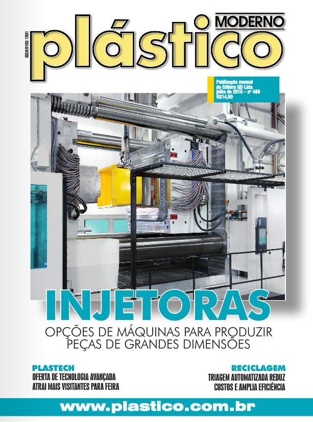 Revista Plástico Moderno N° 489
