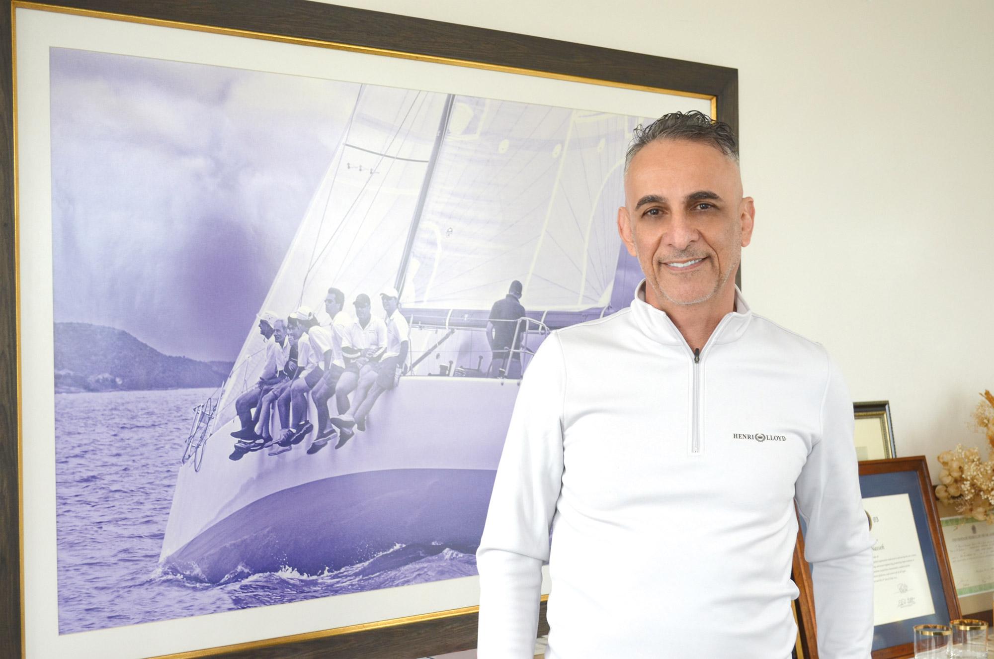 Plástico Moderno, Jorge Nasseh, vice-presidente da Associação Brasileira dos Construtores de Barcos (Acobar)